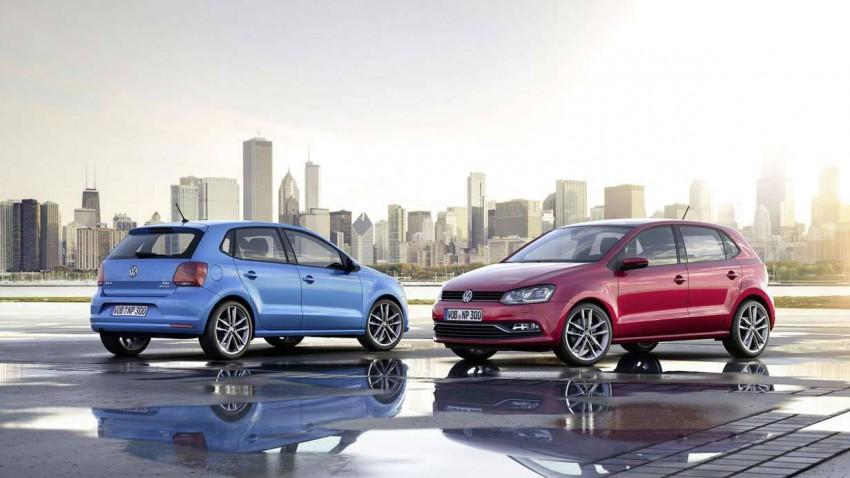 Der VW Polo bekommt ein Facelifting.