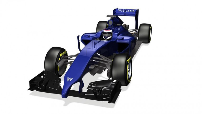 Der Williams FW36