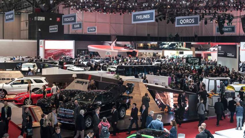 Automesse Genf 2014