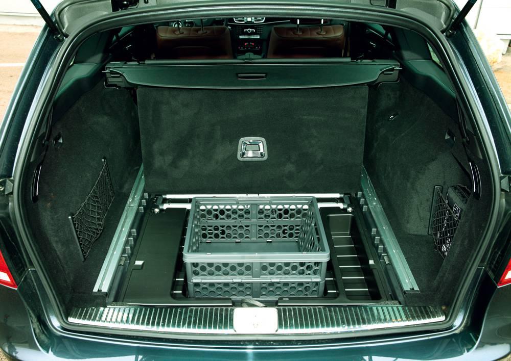 mercedes-benz te 250 cdi 4matic 2014 kofferraum hinten