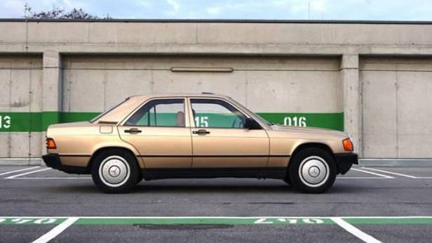 Mercedes Benz W201 190 D