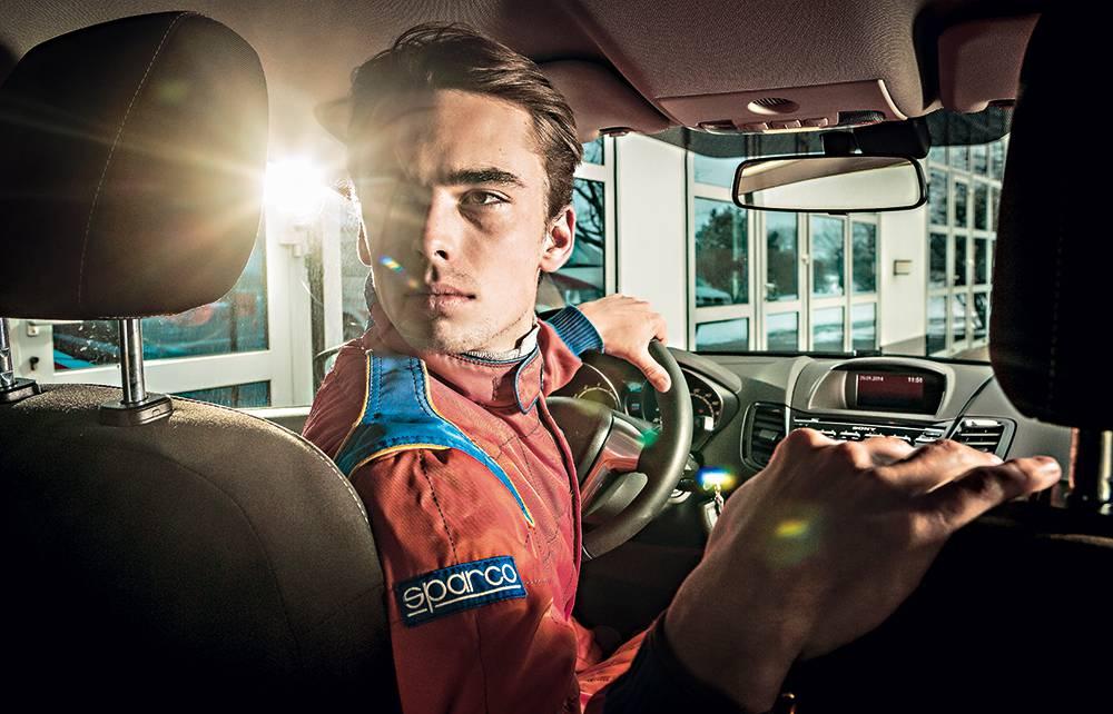 racing rookie 2014