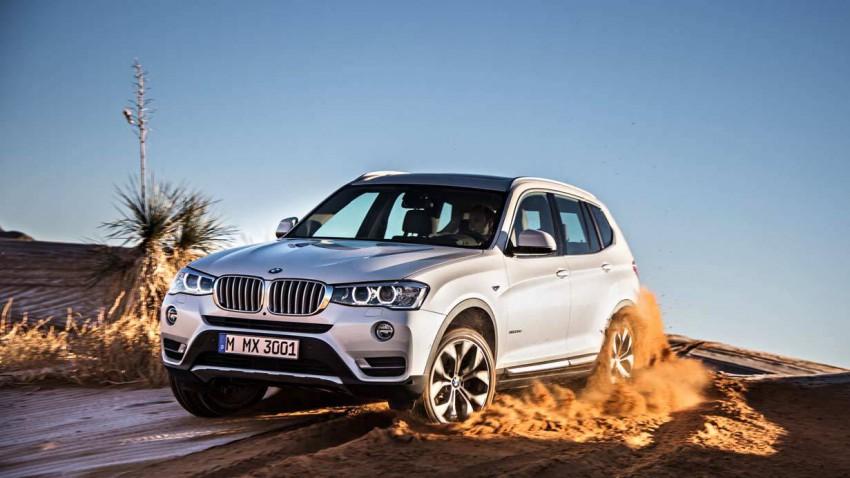 Der BMW X3