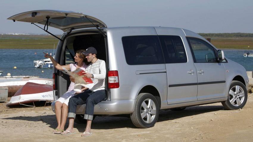 VW ruft rund 589.000 Caddys in die Werkstatt