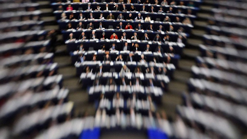 Das EU-Parlament
