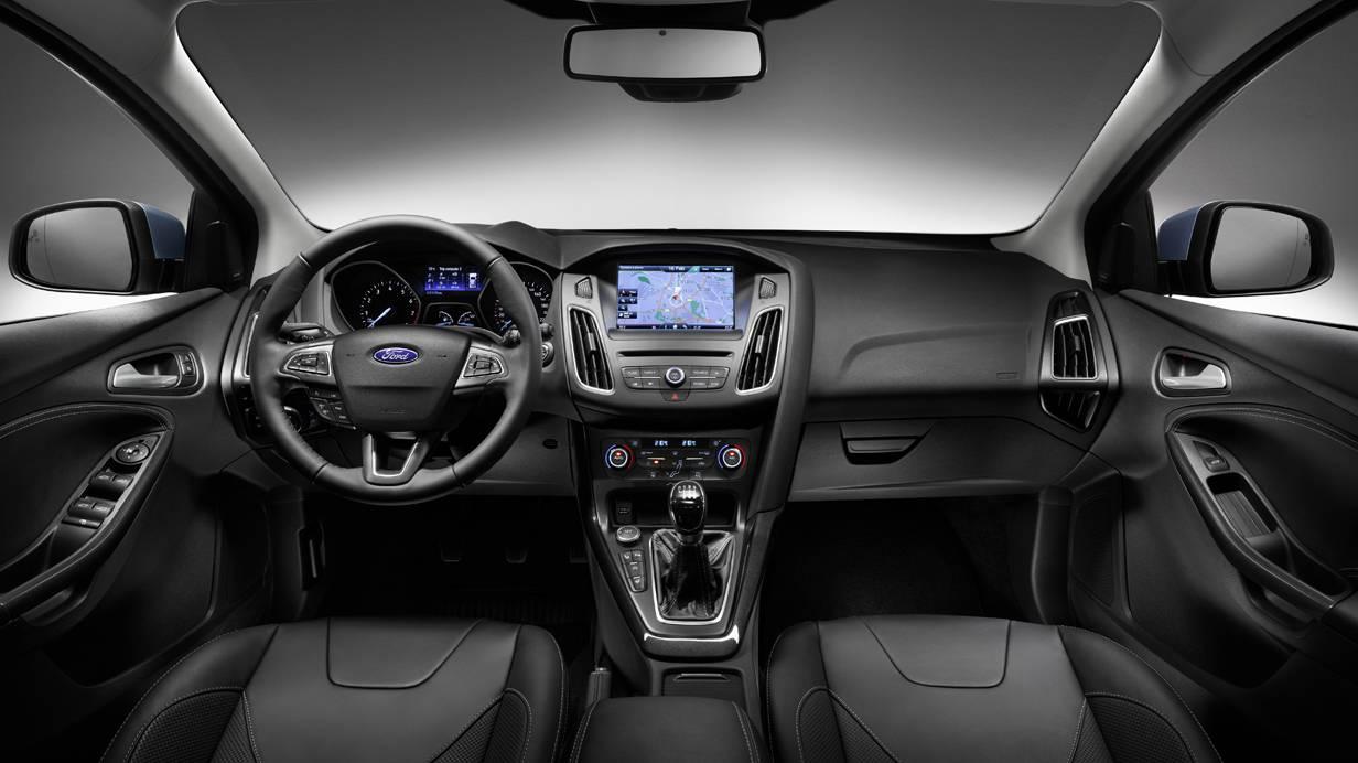 Ford Focus 2014 Hatch Kombi Limousine