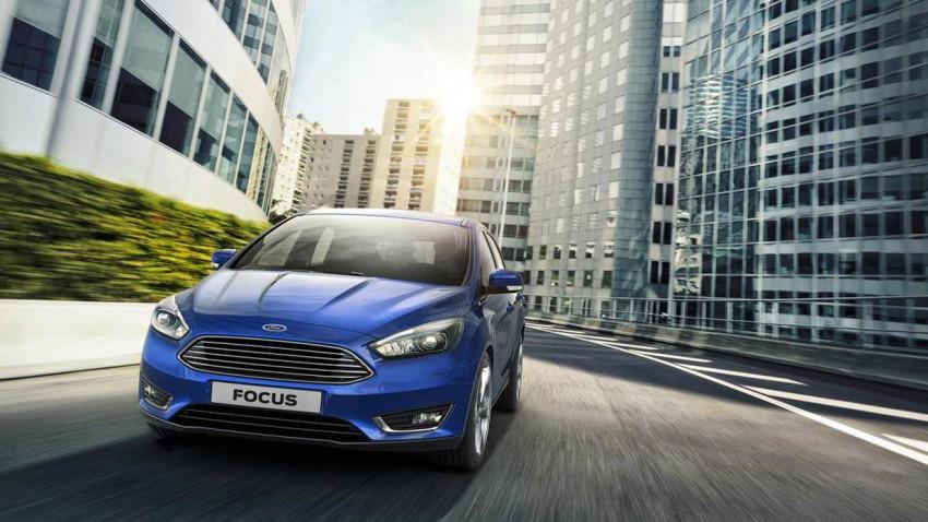 Der neue Ford Focus