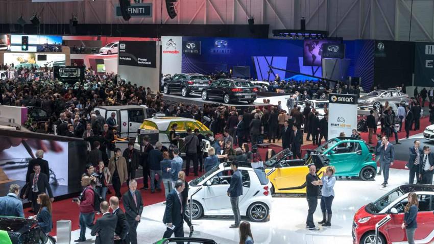 Genfer Automesse