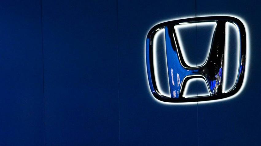 Das Logo von Honda