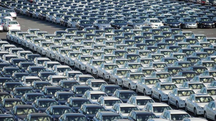 Neuwagen in Japan