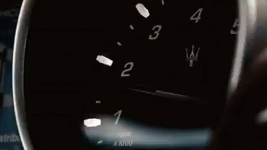 Maserati Superbowl Spot Ghibli