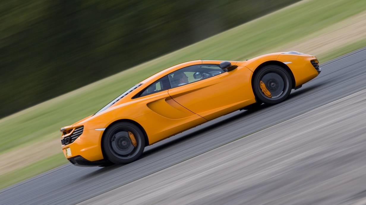 McLaren 650S Autosalon genf Bugatti Veyron P1 P13 12c