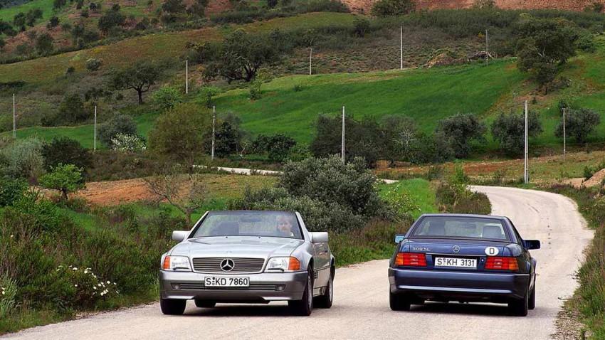 Der Mercedes SL R129