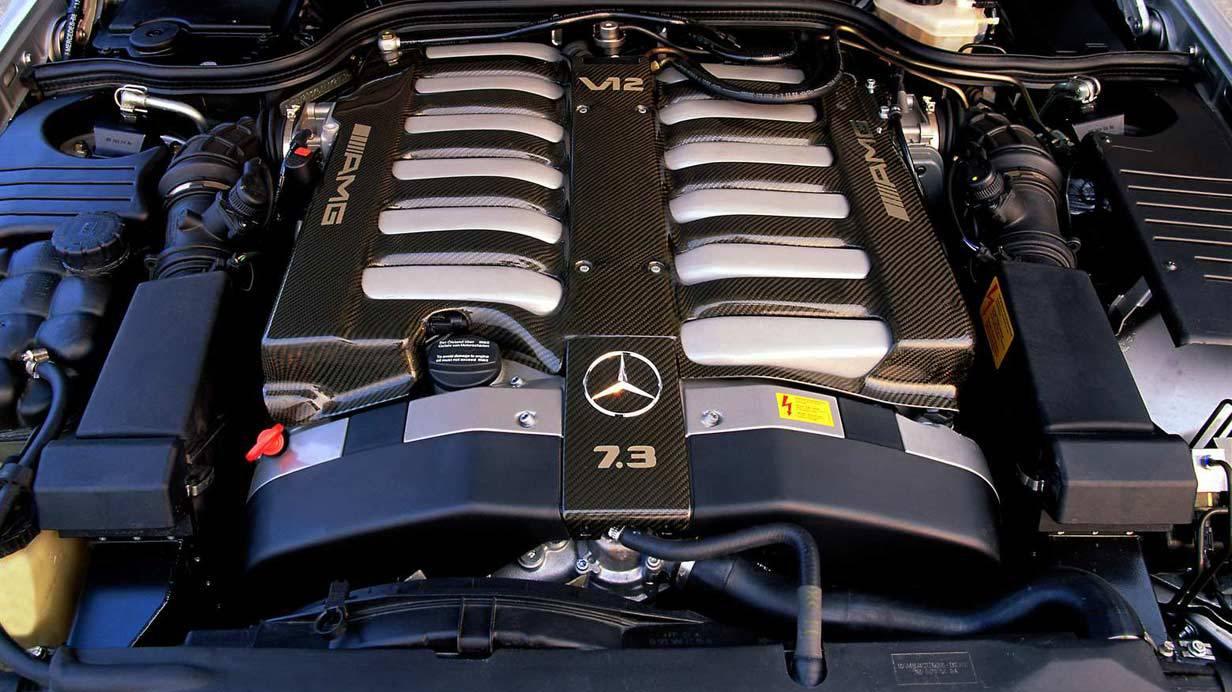 _Mercedes-SL-R129-motor