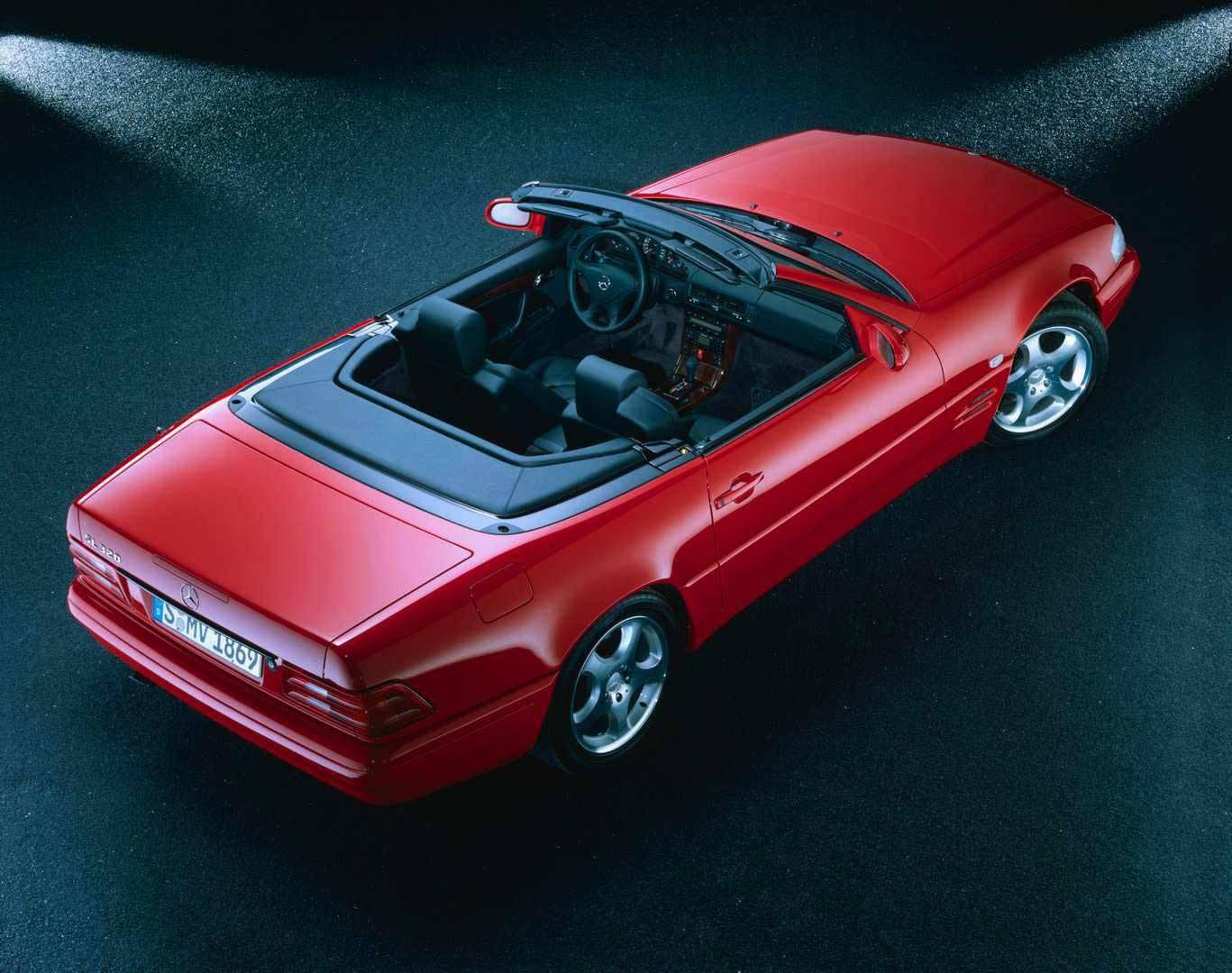 _Mercedes-SL-R129-offen-oben