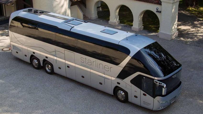 Der Neoplan Starliner