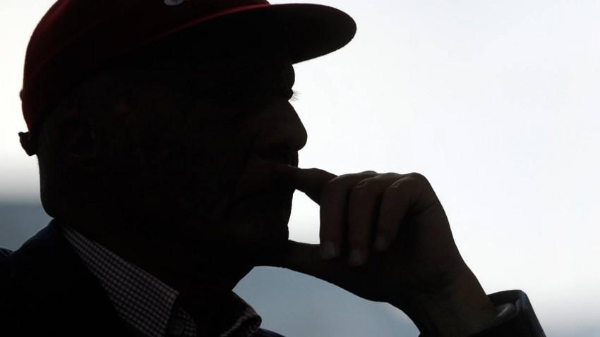 Niki Lauda im Profil