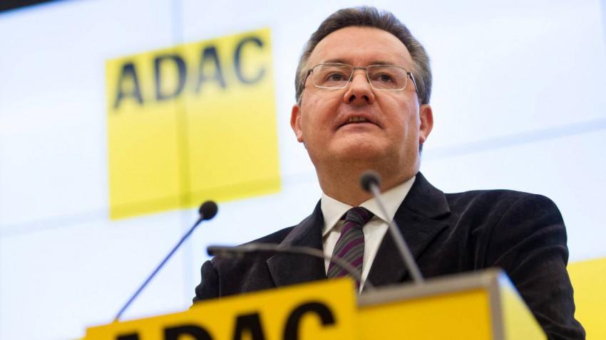 ADAC-Geschäftsführer Obermair vor Beendigung seiner Tätigkeit