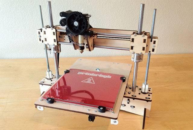 3D-Drucker von Printrbot