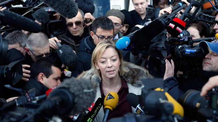 Sabine Kehm, die Managerin von Michael Schumacher.