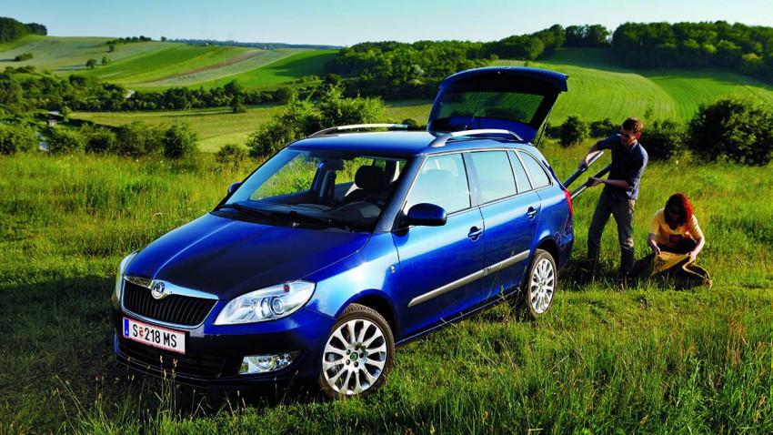 Die 10 meistverkauften Autos Österreichs 2013