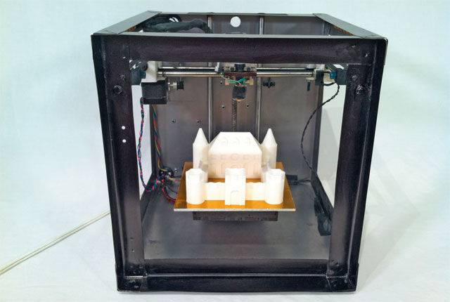 Der 3D-Drucker von Solidoodle