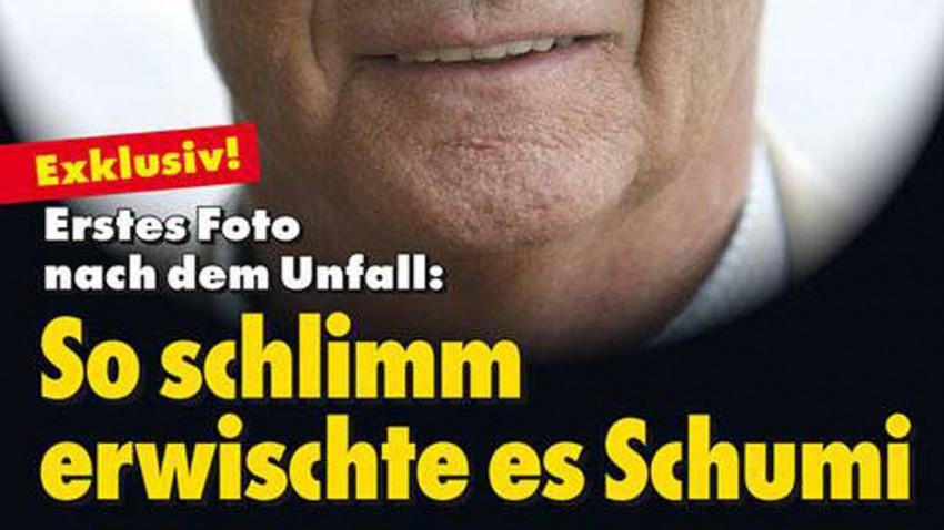"""""""Titanic""""-Cover mit Niki Lauda als Michael Schumacher sorgt für Aufregung"""
