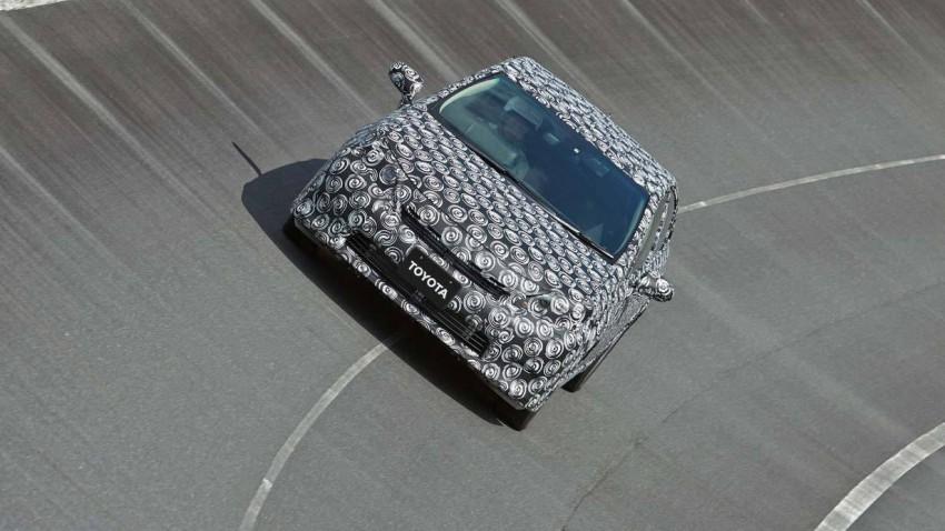 Bis zum Ende des Jahrzehnts sollen mehrere Toyota-Modelle mit Wasserstoffantrieb erhältlich sein.