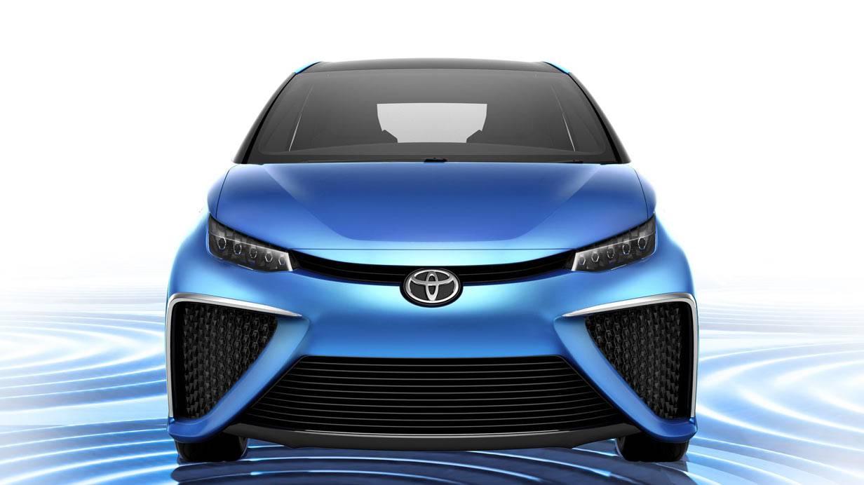Das Toyota FCW Concept