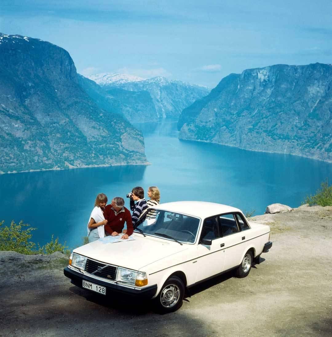 Der Volvo 244 GL aus dem Jahr 1981
