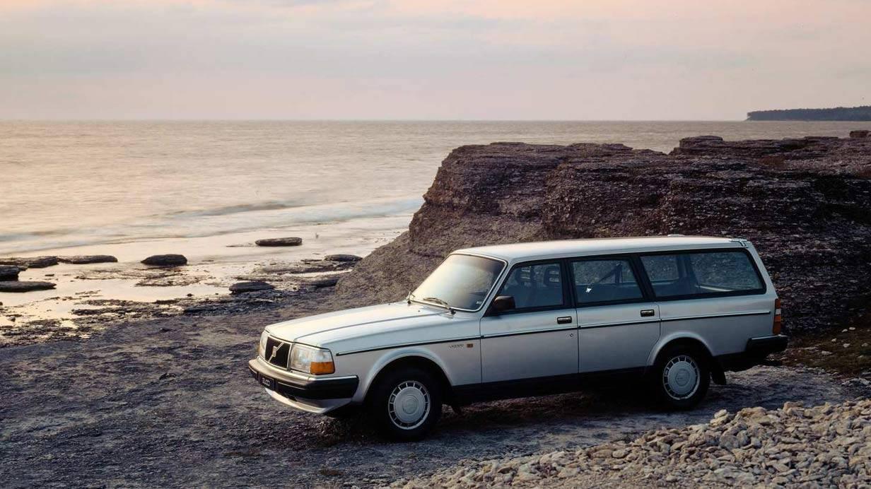 Der Volvo 245 aus dem Jahr 1989