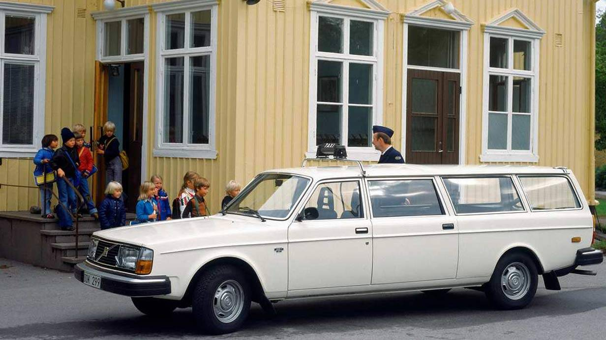 Der Volvo 245 Transfer aus dem Jahr 1979