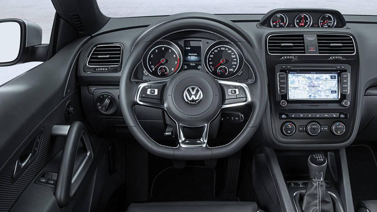 Der VW Scirocco