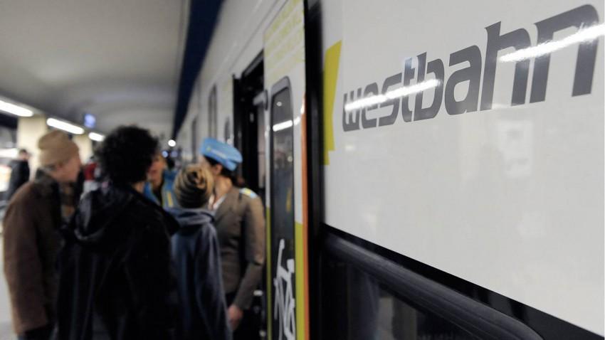 Zug der Westbahn