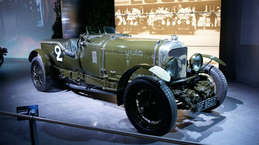 Der Bentley Speed Six, 1929