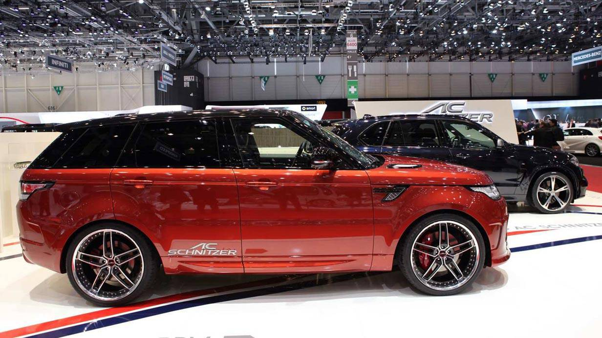 AC Schnitzer Range Rover