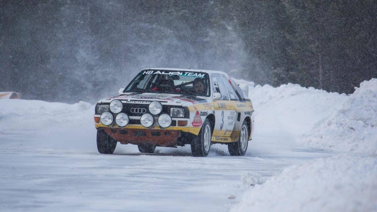 Audi Sport Quattro (Rallye Version)