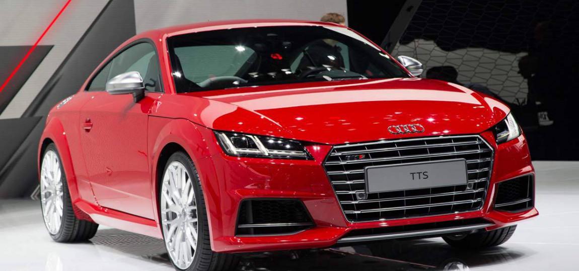 Der Audi TT