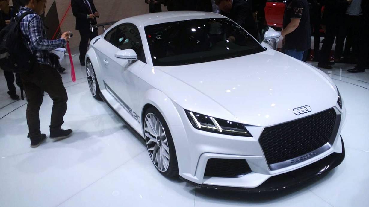 Audi TT Studie