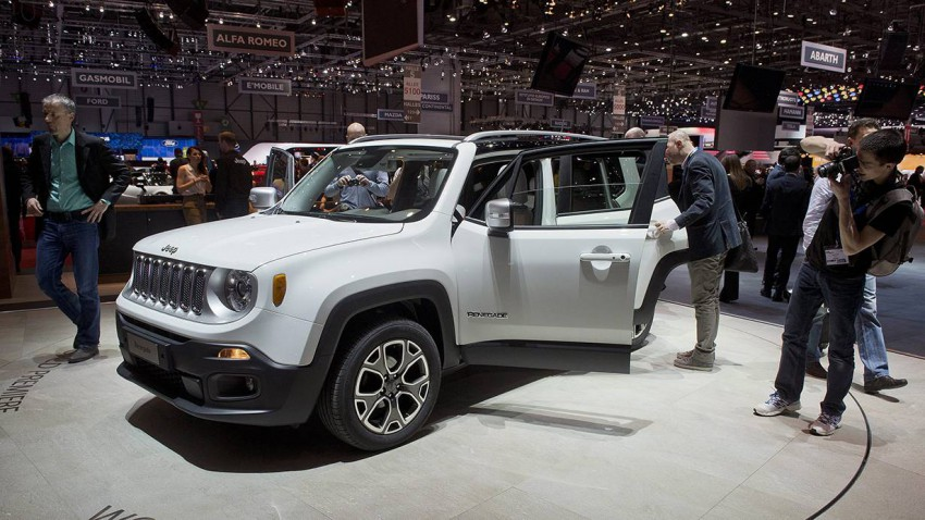 jeep renegade 2014 genf