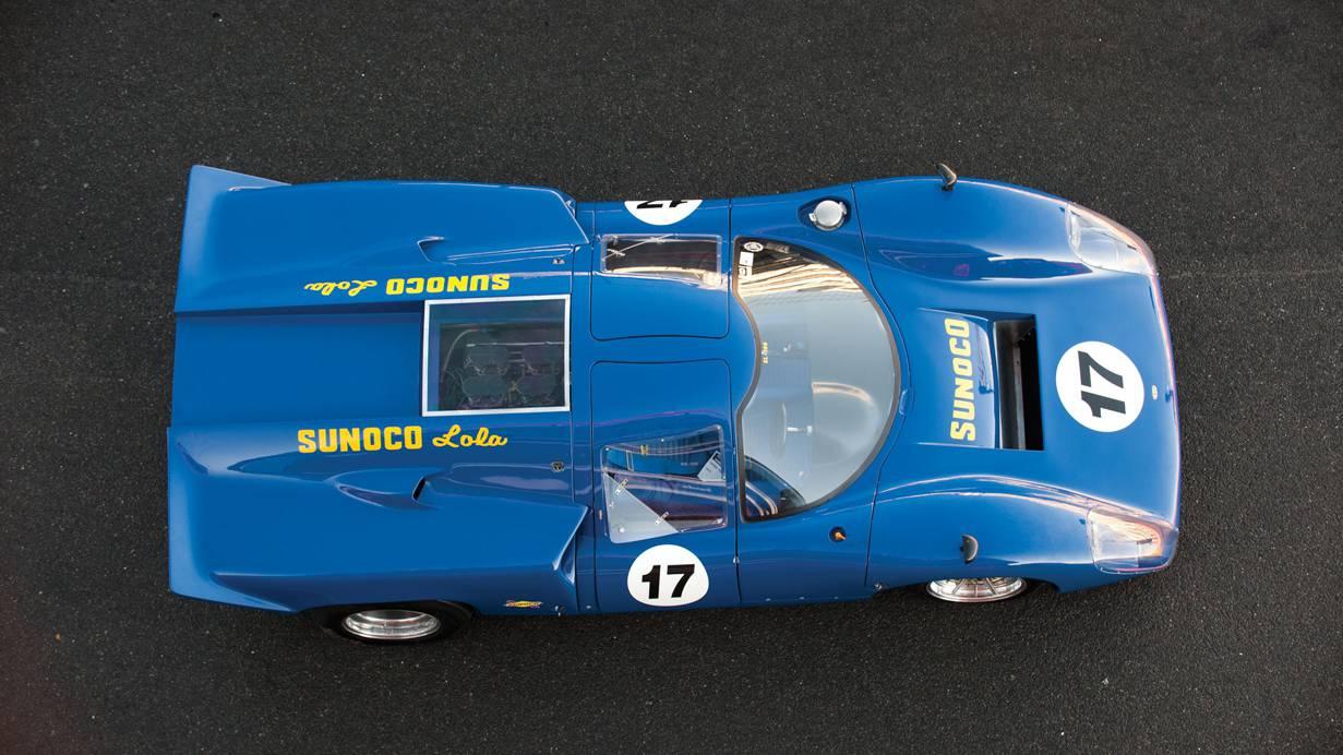 Lola T70 Mk IIIb by Sbarro
