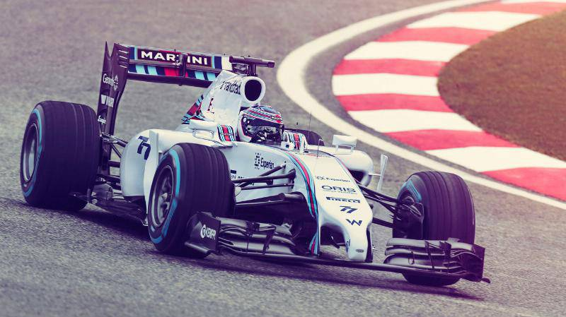 williams martini racing fw36