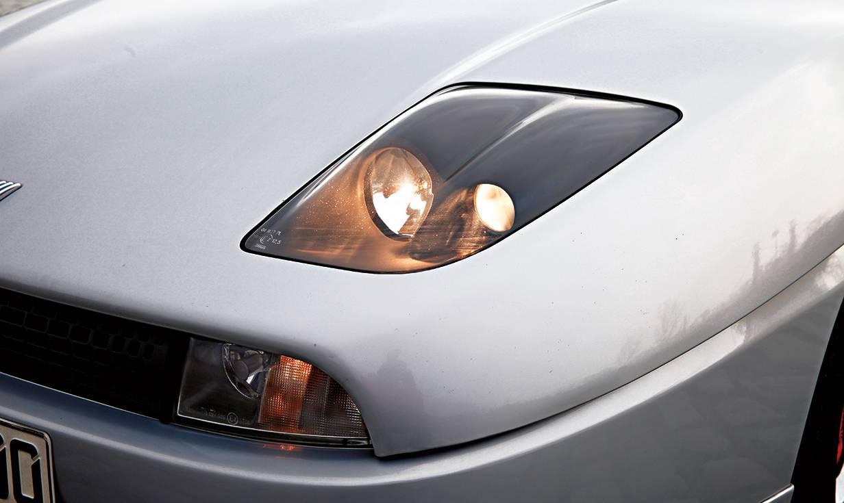 coupe fiat turbo 20v scheinwerfer