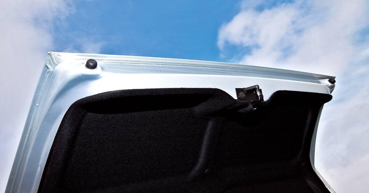 coupe fiat turbo 20v heckklappe karosserie