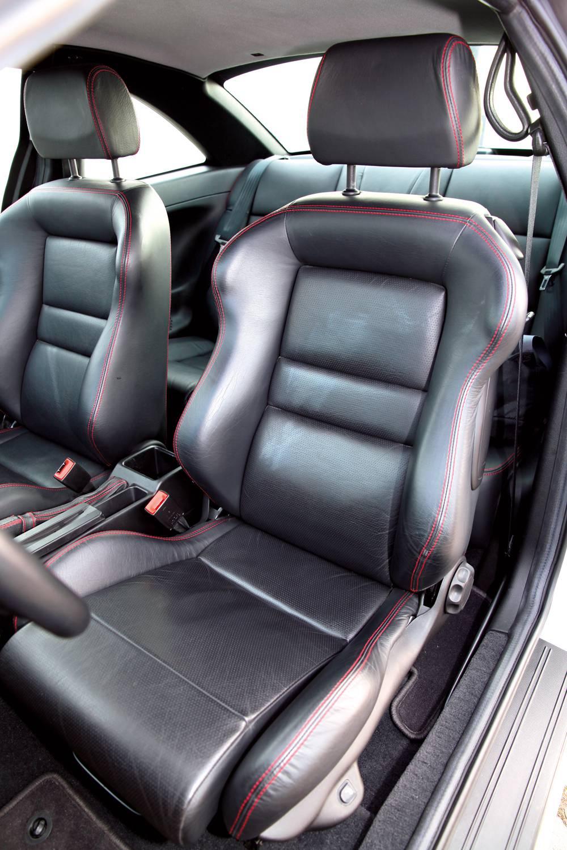 coupe fiat turbo 20v sitze ledersitze