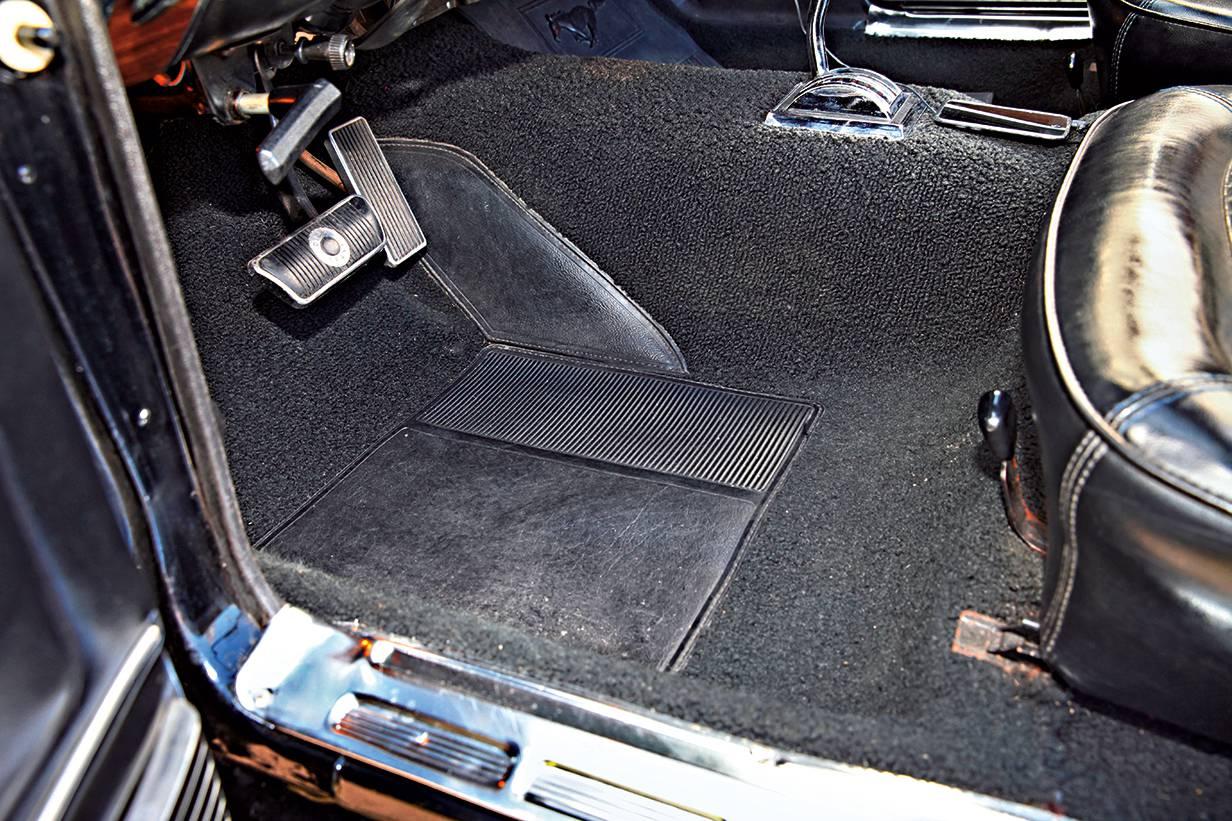 ford mustang 1969 kaufberatung schwarz boden