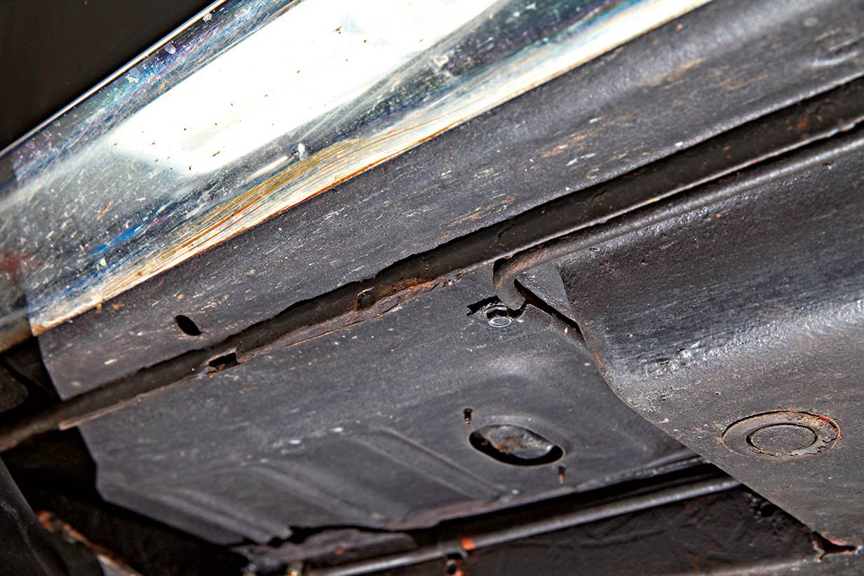 ford mustang 1969 kaufberatung schwarz schweller