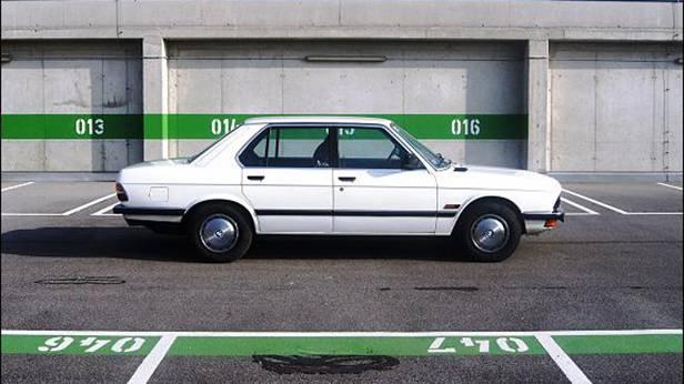 BMW E28 528i