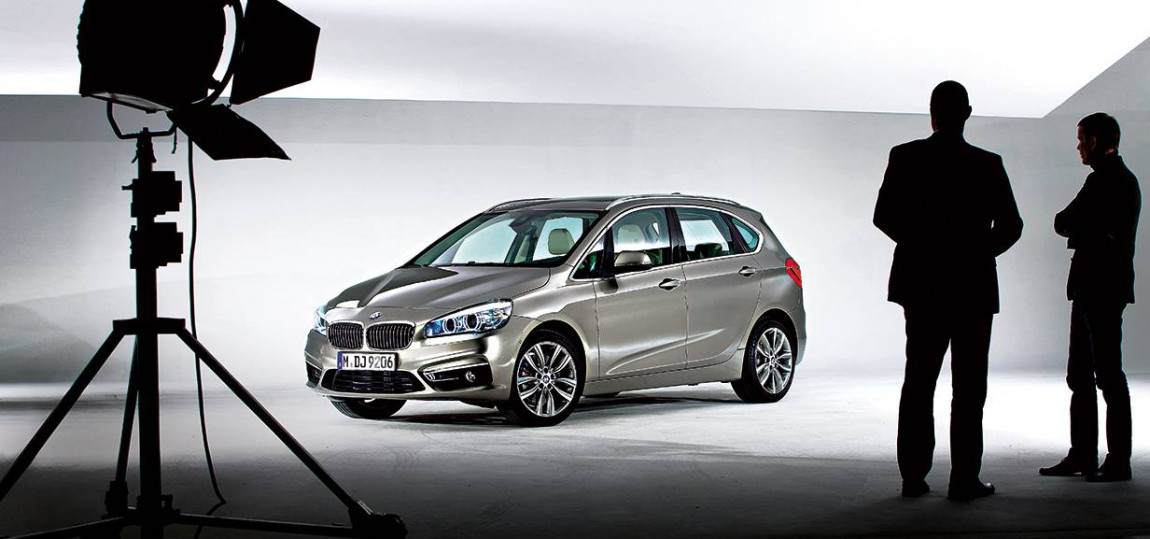 BMW 2er Active Tourer 2014