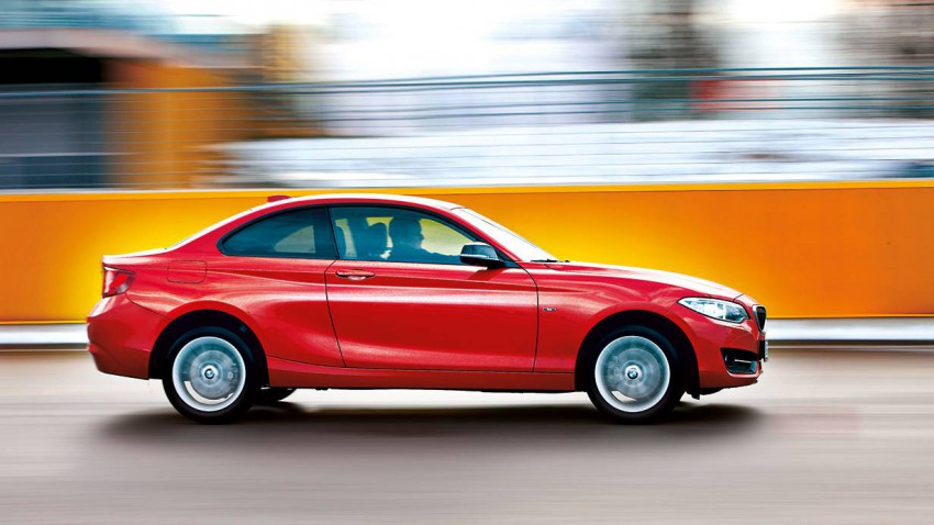bmw 220d 2er coupe rot 2014 seite